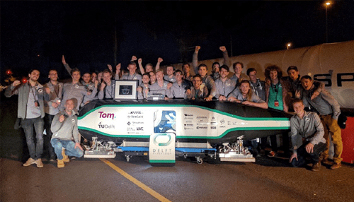 Hyperloop competition brings new mass-transit technology