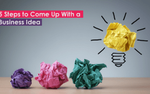 5 Steps to Come Up With a Business Idea