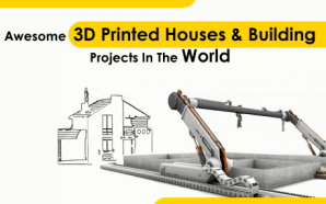 29 Awesome 3D Printed Houses & Building Projects In The…