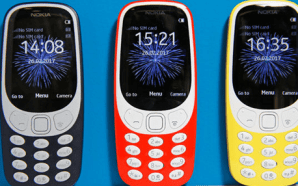 NOKIA 3310 handset is expected to land ahead of festival…