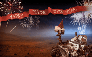 Happy New Year, Mars! : NASA Jet Propulsion Laboratory