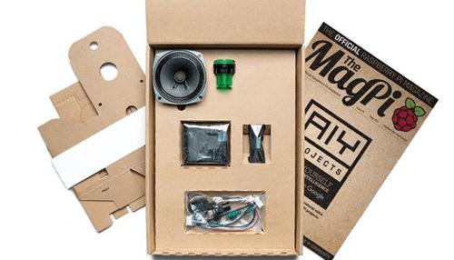 Google releases DIY open source Raspberry Pi 'Voice Kit' hardware