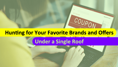 Online Coupon Startups - Hunting for Your Favorite Brands and Offers Under a Single Roof