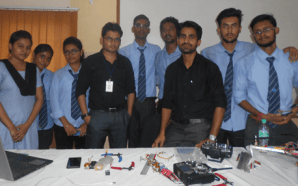 Drone Academy Made Fun and Innovation at Asansol Engineering College