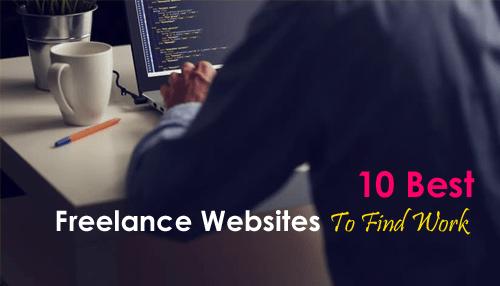 10 Best Freelance Websites to Find Work