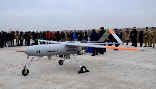 New Player Lands on the Tactical UAV Platform