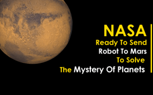 NASA Ready To Send Robot To Mars To Solve The…