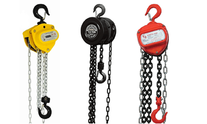 Wire Ropes Vs. Chain Hoists: Know Which Way To Go?