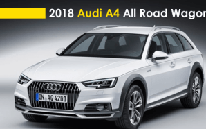 2018 Audi A4 All Road Wagon