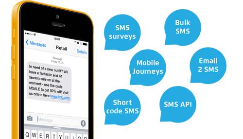 mass text messaging services