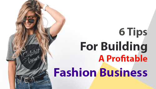 A Profitable Fashion Business