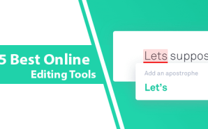 online editing tools