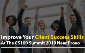 Improve Your Client Success Skills at the CS100 Summit 2019…