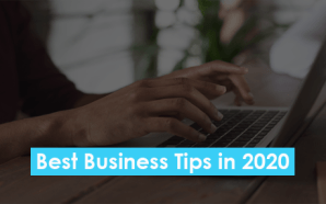 Best Business Tips in 2020