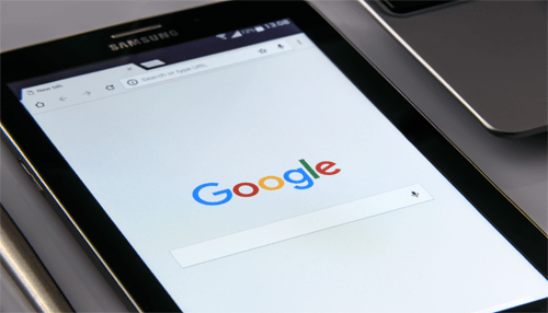 Say yes to voice search