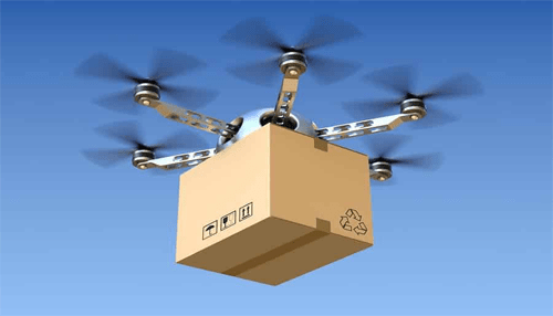 Drone Courier Services