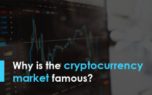 Why is the cryptocurrency market famous?