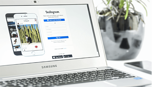 optimize Instagram account profile picture
