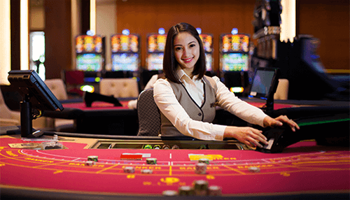 casino employment
