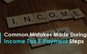 Common Mistakes Made During Income Tax E-Payment Steps