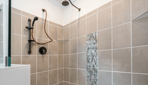 How to Install Mosaic Tile in a Shower