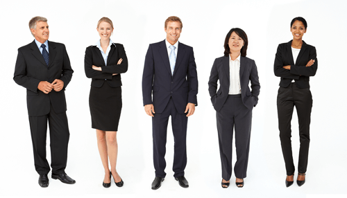 Different Types of Business Attire