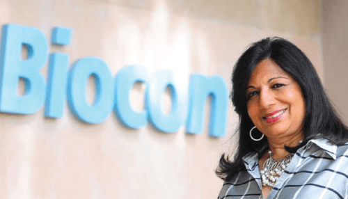 Kiran Mazumdar Shaw businesswomen