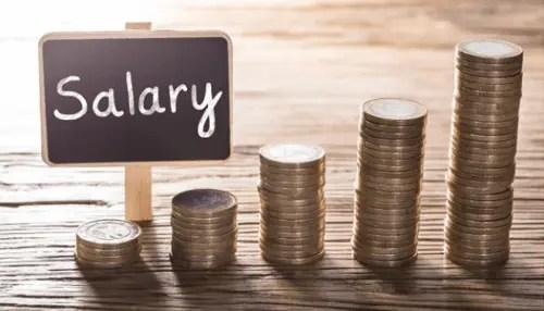 Variable salary
