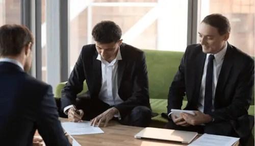 partnership agreement checklist