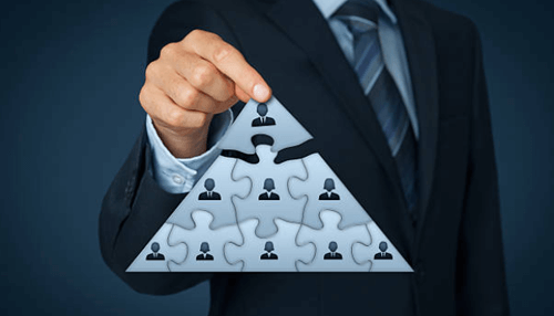 multi level marketing scheme function
