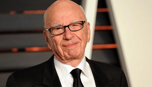 Rupert Murdoch is a famous Australian entrepreneur