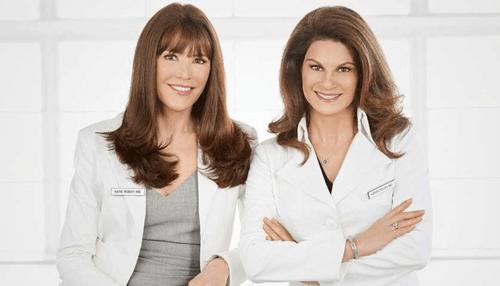 Kathy Fields and Katie Rodan