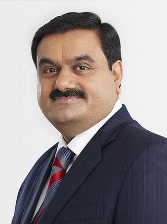 Gautam Adani Richest Indian Entrepreneur