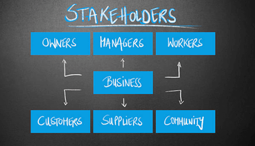 Types of Stakeholders That You Meet in Business