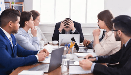 Leadership failure