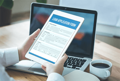 Online Personal Loan Application Form