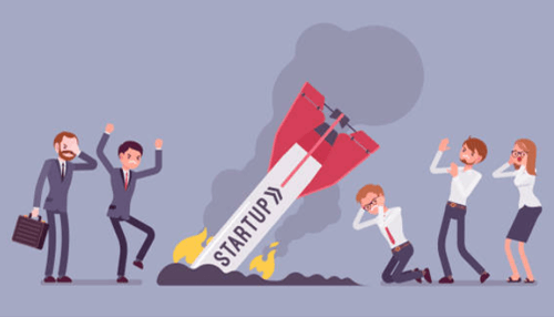 Common reasons for the failure of startups