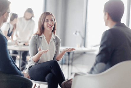 Hold an Interview with an Industry Expert