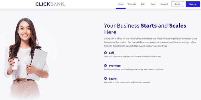ClickBank affiliate programs for beginners