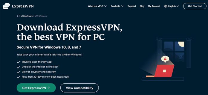 ExpressVPN for Windows