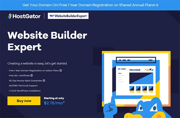 HostGator ecommerce hosting service provider