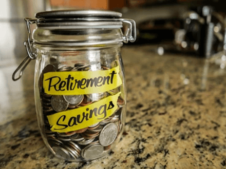 Save 15% or More a Year retirement investment