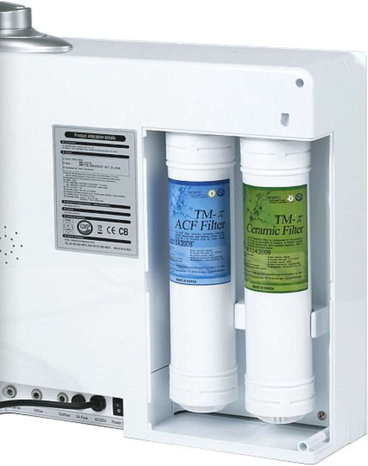 Tyent's Dual Filtration System | Tyent Filters MMP models | How To Change Your Water Ionizer Filters: MMP Models