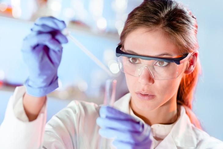 Young scientist pipetting in life science laboratory.   Reasons to Love Tyent Water Ionizers, Part 8: Most Compelling Studies on Hydrogen-Rich Alkaline Water   hydrogen water