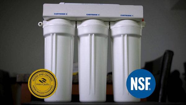 water ionizer filter