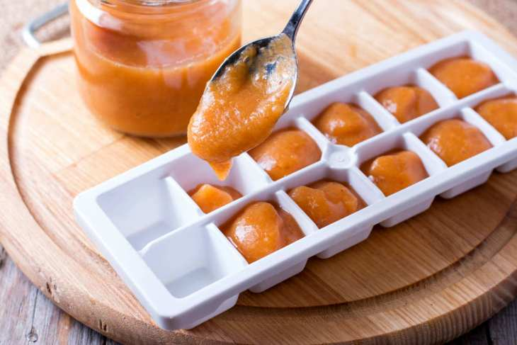 Baby food homemade ice cube tray | Brilliant Ice Cube Tray Hacks You Can Do At Home