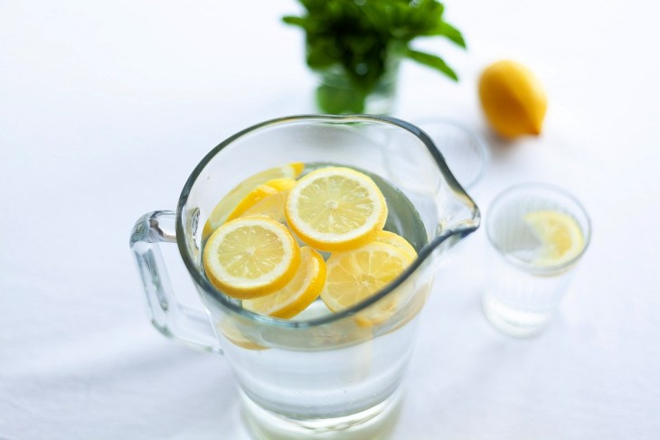 Lemon water in pitcher | Why Alkaline Water Is Better For Hydration