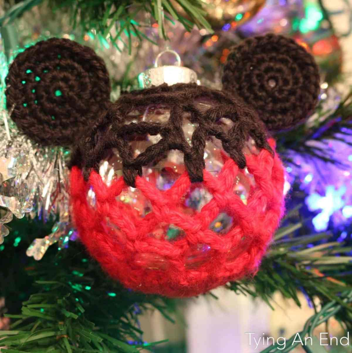 mickey christmas ornament - Mickey Christmas Decorations