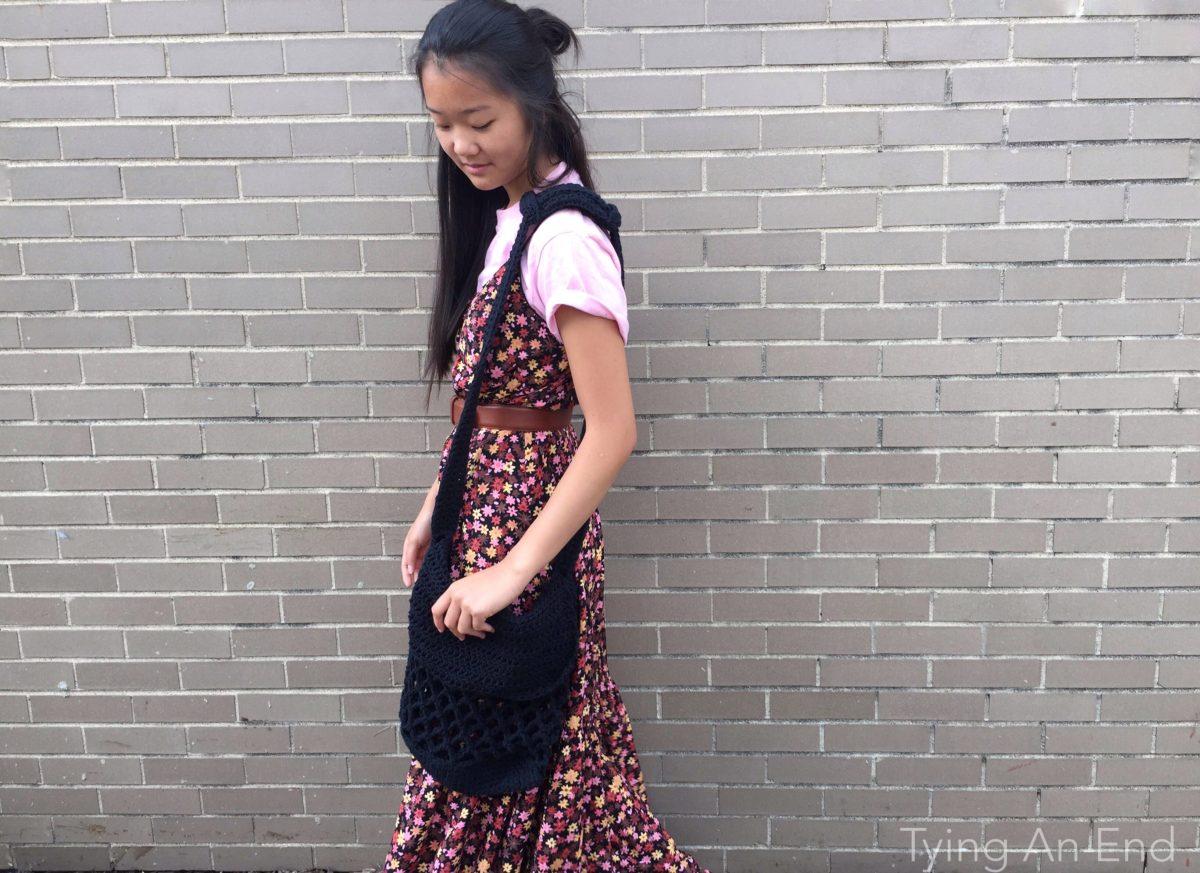 Sprint Mesh Shoulder Bag