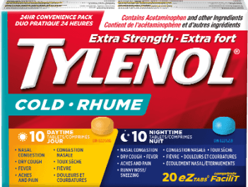 Image result for tylenol cold